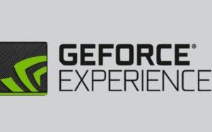 Gforce Experience Error