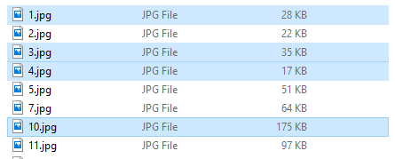How to Print Multiple Files 2