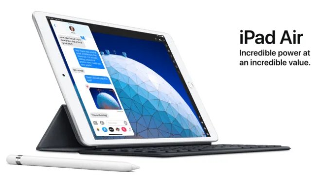 Newest iPad Out Right Now