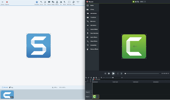 Use SnagIt to Record Videos