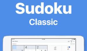 Sudoku-Classic-Best Sudoku Games: