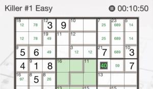 Sudoku-Killer