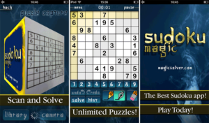 Sudoku-Magic