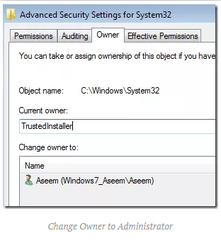 how to delete system 32