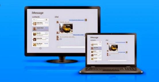 iMessage on PC