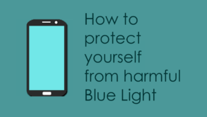 protect eyes from Blue Light Emissions