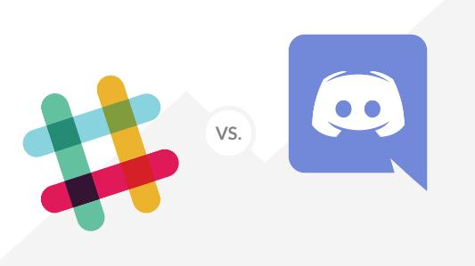 Discord vs Slack