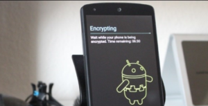 Encrypt Android Phone Easy Setup