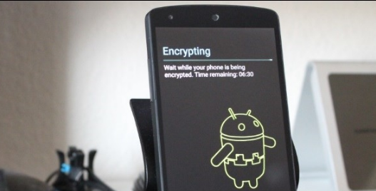 Encrypt Android Phone Easy Setup