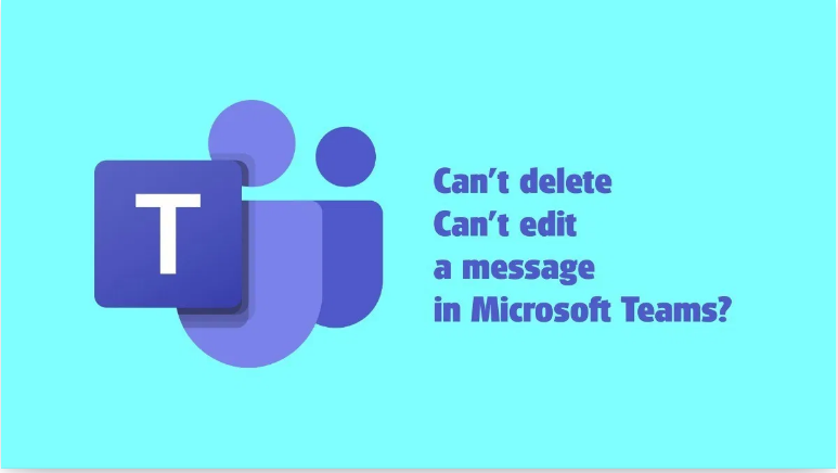 How To Delete Or Edit A Message On Microsoft Teams