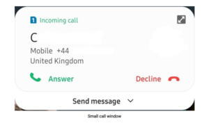 How to Answer Calls