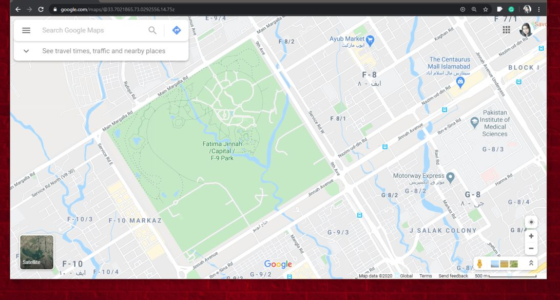 Save Maps Offline