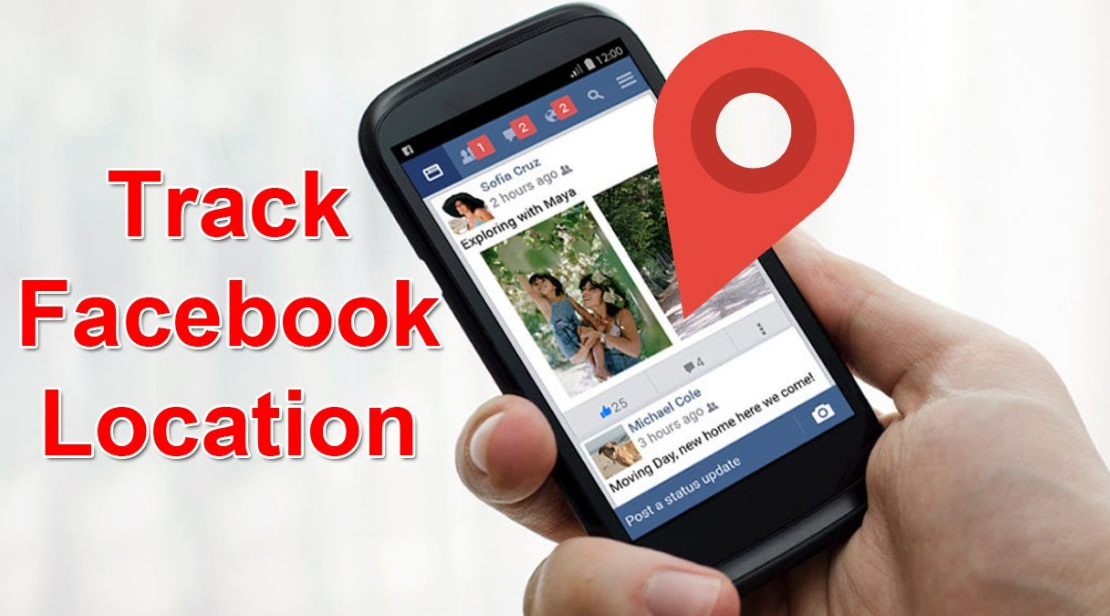Track Location Using Facebook Messenger