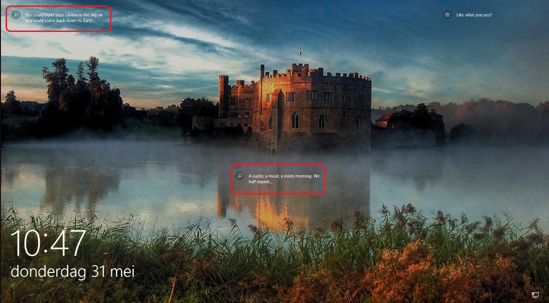 Windows Spotlight Lock Screen Images