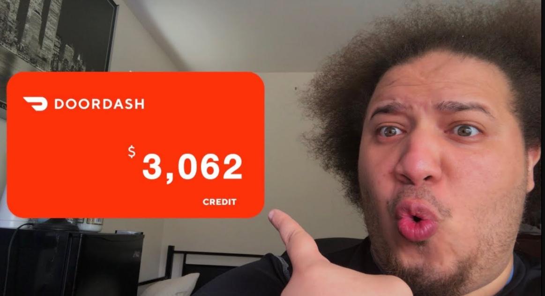 Delete DoorDash Credit Card