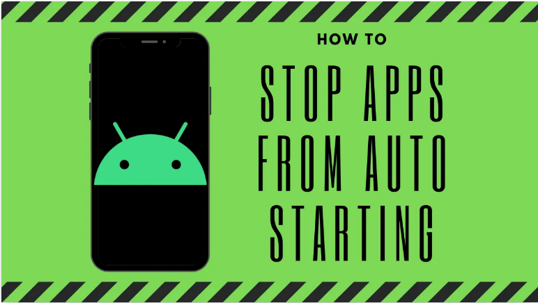 prevent apps from auto-starting