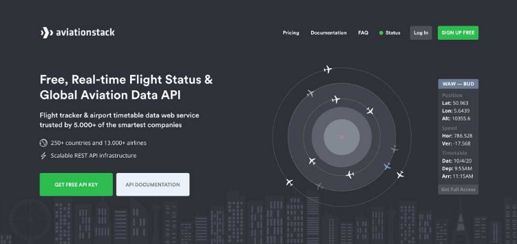 Aviationstack API