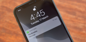 Disable Notification Previews on iPhone