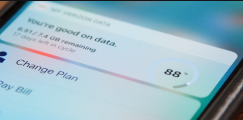 Mobile Data Usage Statistics