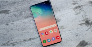 troubleshoot Samsung Galaxy S10 plus