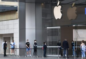Apple Stores reopened