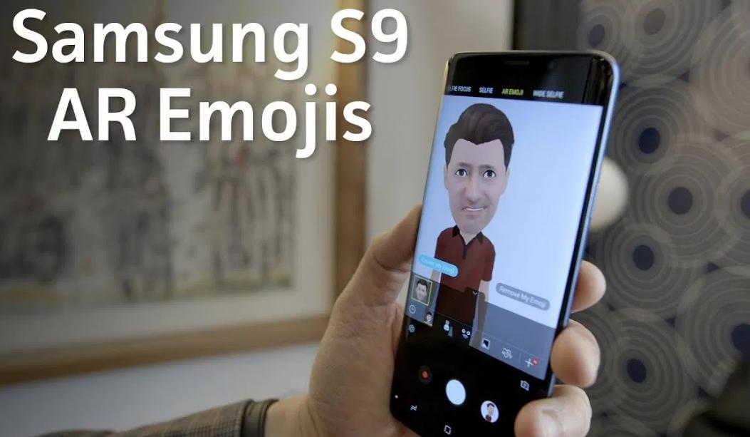 Download Samsung AR Emoji