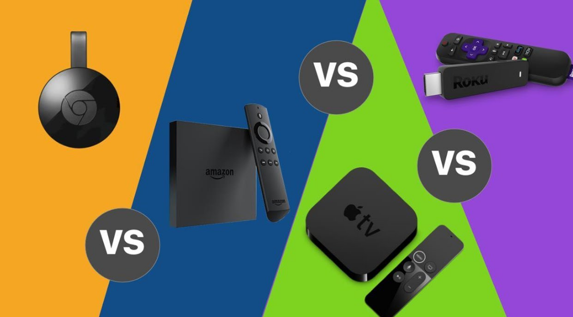 Fire Stick vs Chromecast