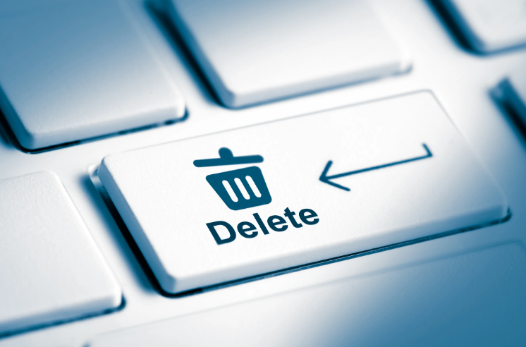 How To Delete All Images