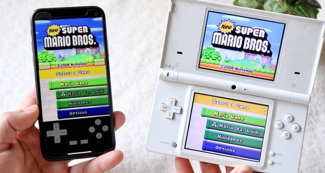 Nintendo DS Emulators