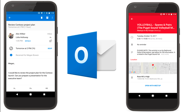 Outlook Calendar Sync For Android