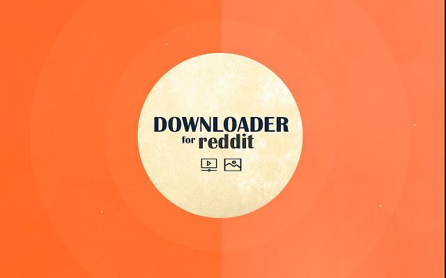 Reddit downloader
