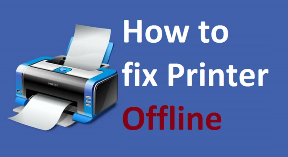 Resolve Printer Offline On Windows 10