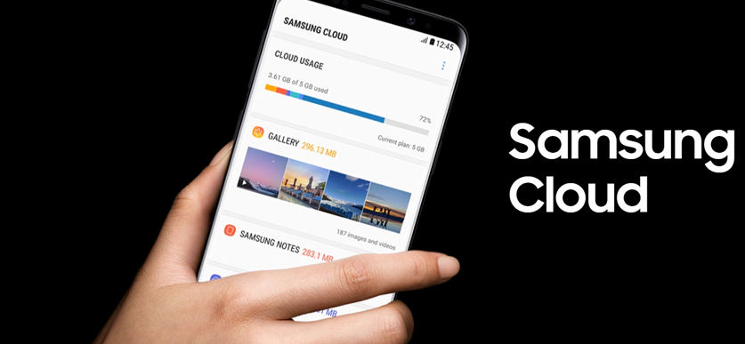 Sync Gallery Data To Samsung Cloud