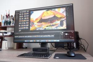 Dell's UltraSharp 4K UP3216Q