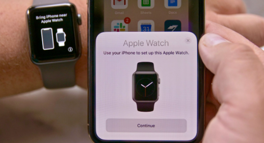 how to unpair apple watch without phone