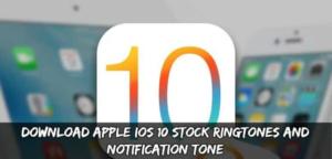 Download iOS 10 Ringtones