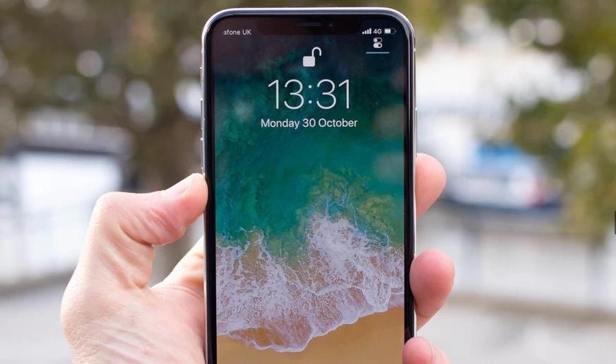 iPhone X DFU Mode
