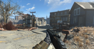 FOV in Fallout 4 with Mods