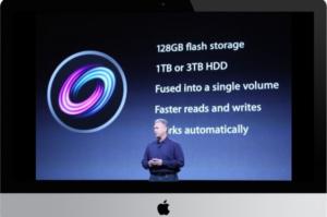 Fusion Drive vs SSD vs Hard Drive