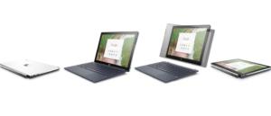 HP Chromebooks x2