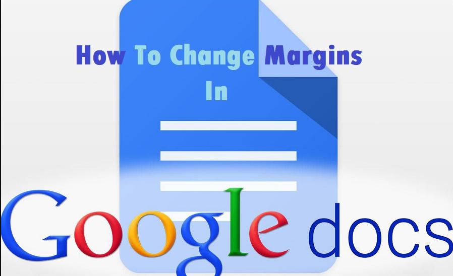Modify Margins In Google Docs