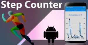 Pedometer or Step Counter Apps for Android