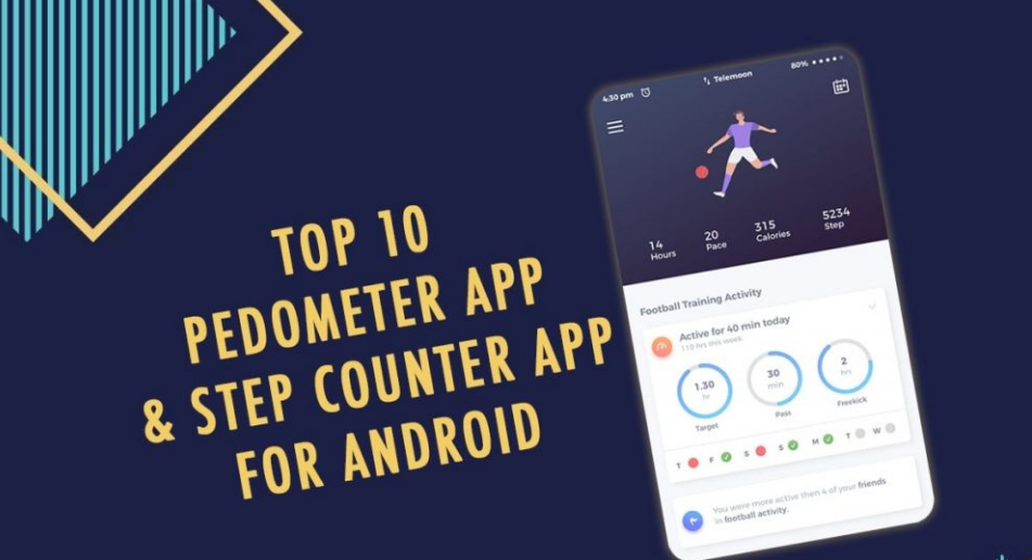 Step Counter Apps for Android