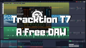 T7 DAW by Tracktion