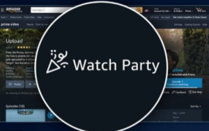 Watch Party On Amazon Prime Video