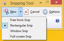 how to screenshot on windows 8