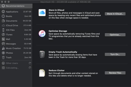how to speed up macbook pro