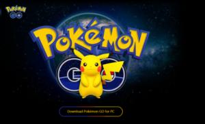 play pokemon go on pc
