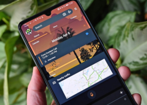 Customize Feed Experience -  Microsoft Launcher Settings