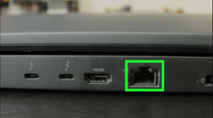 Ethernet Port review